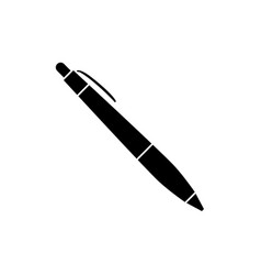 pen template for your branding presentations vector image