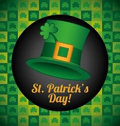 saint patrick day vector image