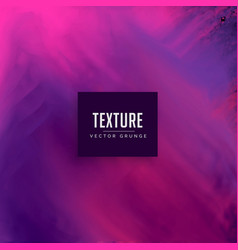 Abstract purple watercolor texture background vector