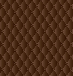 Brown Upholstery Abstract Background vector image