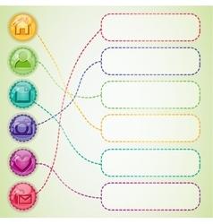 Web desigs elements vector