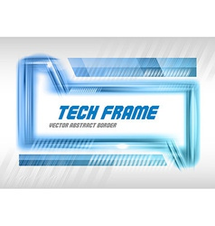 Abstract tech vector