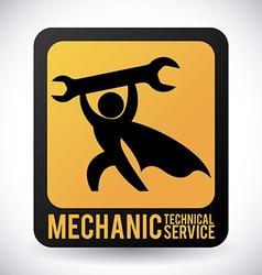 tool design vector image vector image