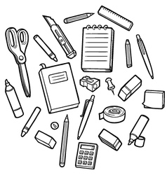 Stationary objects vector