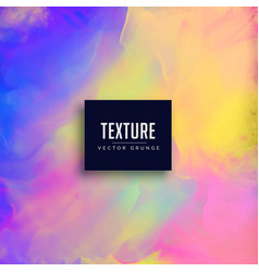 Watercolor abstract texture background design vector