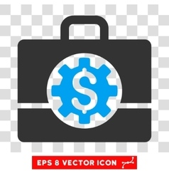Bank career options eps icon vector