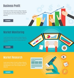 Element of marketing and business concept icon in vector image