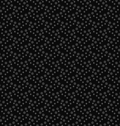 Monochrome pattern with white and gray dotted vector