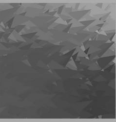 grey mosaic pattern vector image vector image