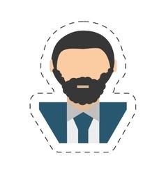 People businessman icon image vector