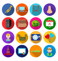 Agriculture industry business and other web icon vector