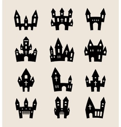 Halloween and holidays vector