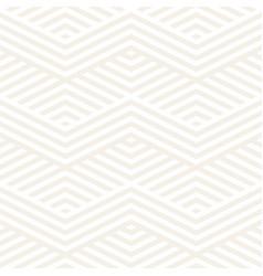 set 100 ethnic zigzag lines 01 subtle vector image vector image