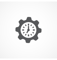 Productivity icon vector image vector image