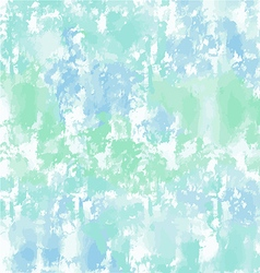 Green blue watercolor background or texture vector