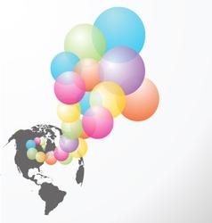 Baloon vector