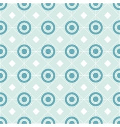 Geometrical circular pattern background vector
