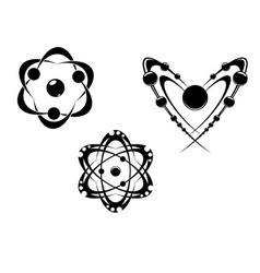 science symbols vector image