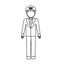 Isolated pilot design vector