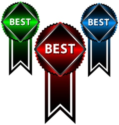 Best icons vector image