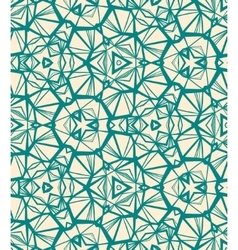 Retro seamless pattern Endless texture can vector image