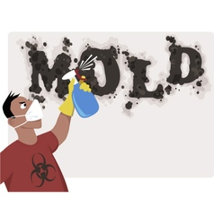Killing mold vector