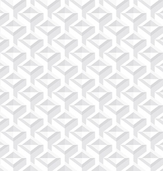 White seamless texture background vector