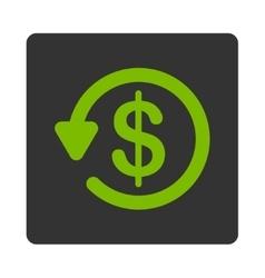 Refund icon vector image