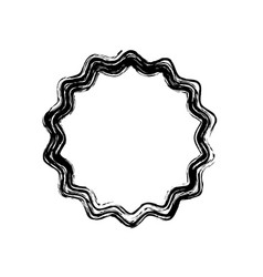 Seal stamp icon vector