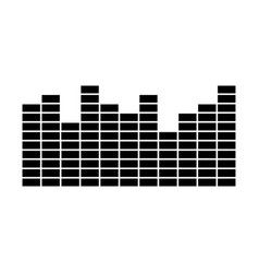 equalizer icon equalizer sign vector image vector image