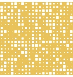 gold geometric background vector image