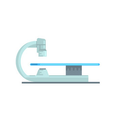 microscope medical equipment vector image vector image