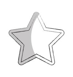 Star favorite symbol icon vector