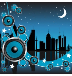 party town vector image vector image