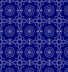 Abstract vintage pattern vector