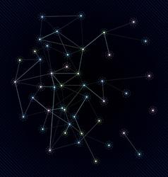 Constellation vector image