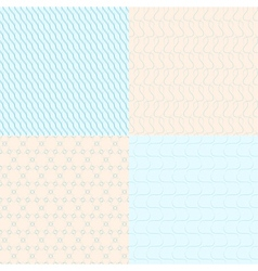geometric backgrounds 1 vector image vector image