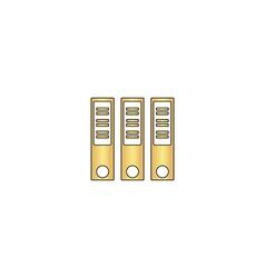 Binders computer symbol vector