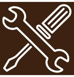 Tuning tools icon vector