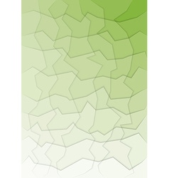 Background with cracks vector