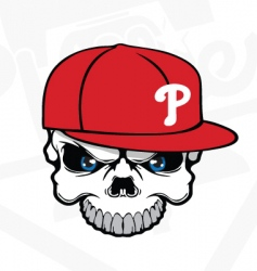 Phillies vector image vector image