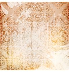 grungy wallpaper vector image
