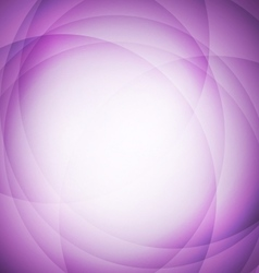 Abstract purple background with circle vector