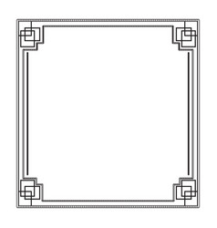 Chinese framework image vector