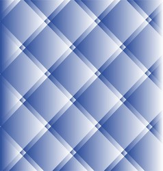 Blue and white seamless checked vector