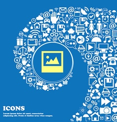 File jpg icon nice set of beautiful icons twisted vector
