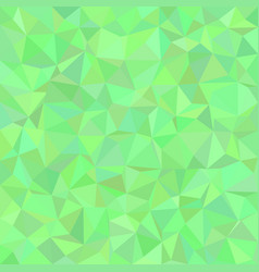 Abstract geometrical triangle mosaic pattern vector