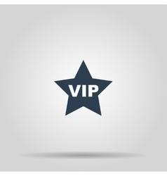 vip icon concept for design vector image vector image