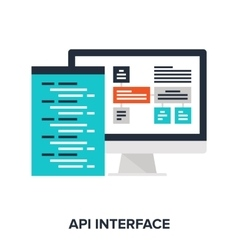 Api interface vector