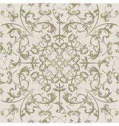 Swirls seamless pattern vector
